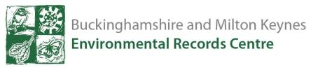 Buckinghamshire & Milton Keynes Environmental Records Centre Logo